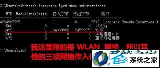 winxp系统设置mtu值的操作方法